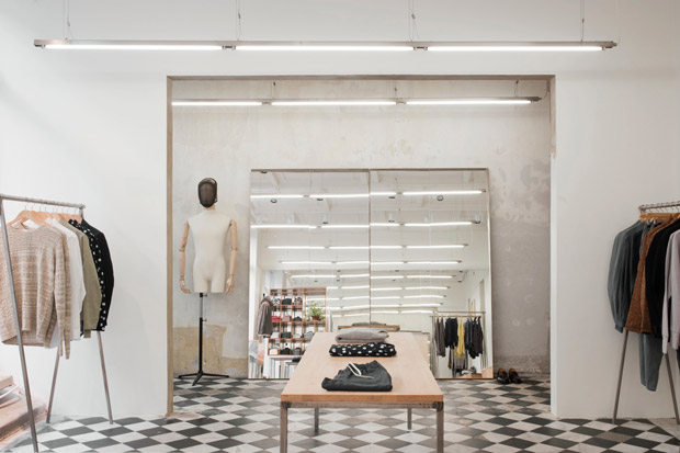 Our Legacy Gothenburg Store Opening
