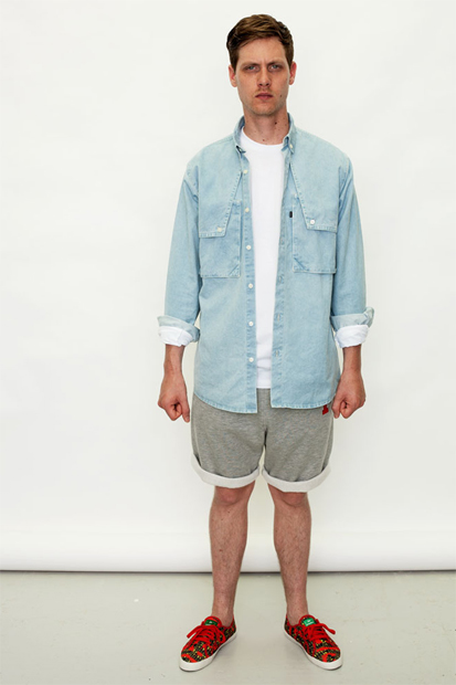 Patta 2012 Spring/Summer Lookbook