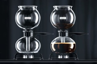 PEBO Vacuum Coffee Maker by BODUM