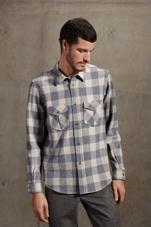 """Pendleton 2012 Fall/Winter """"The Portland"""" Collection"""
