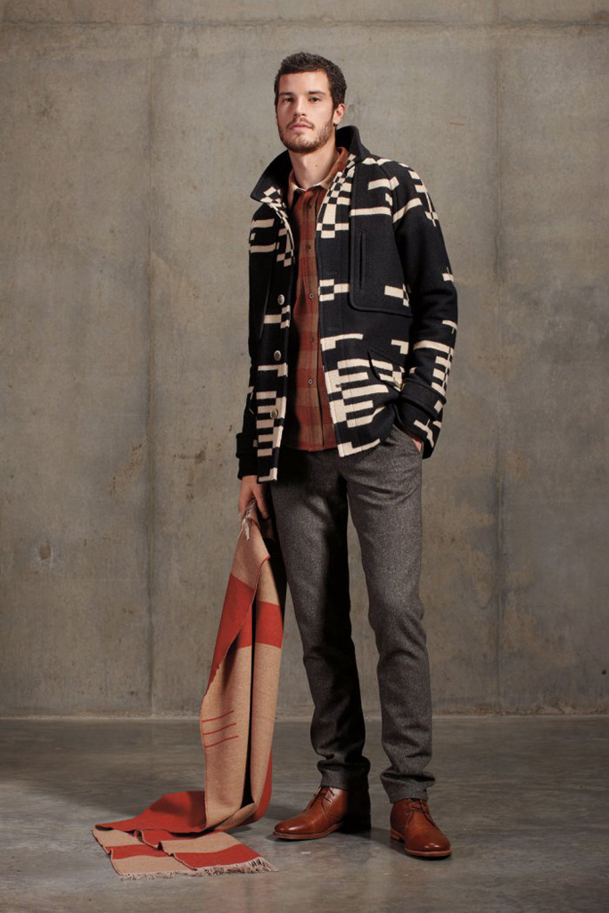 pendleton 2012 fall winter the portland collection
