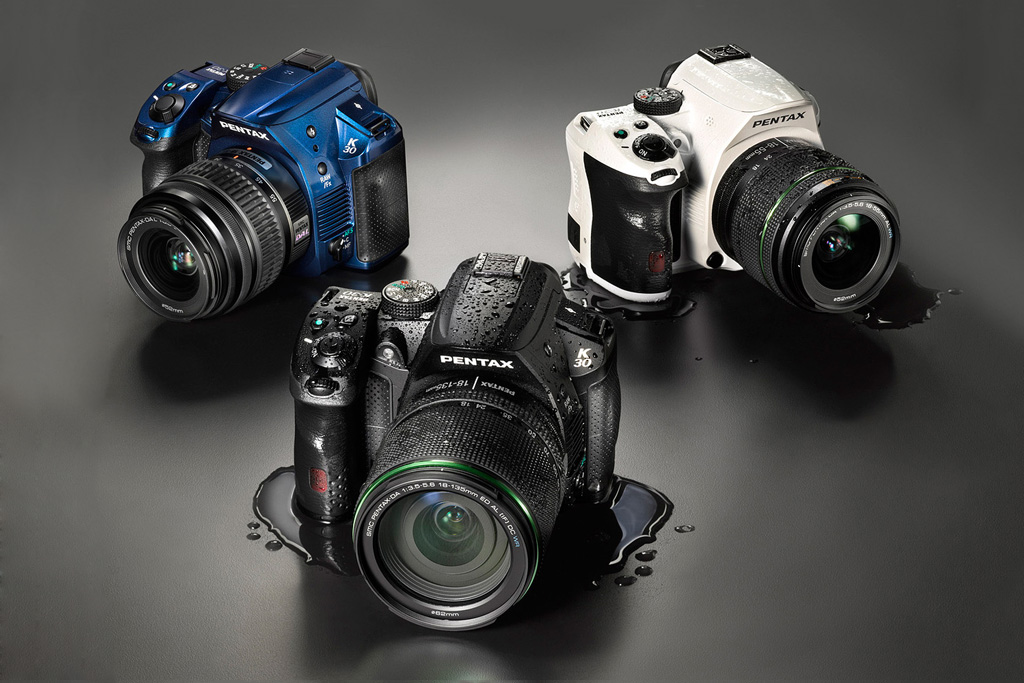 Pentax K30 Weather Resistant Camera