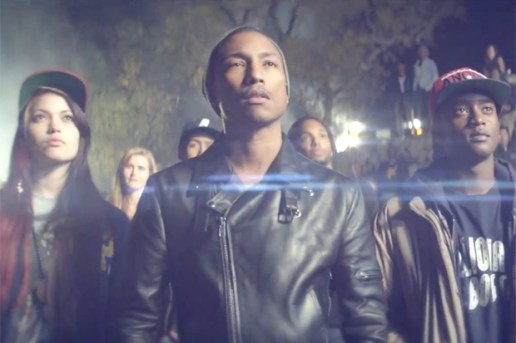 Pharrell Williams i am OTHER Media Group Video