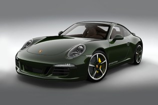 Porsche 60th Anniversary 911 Club Coupe