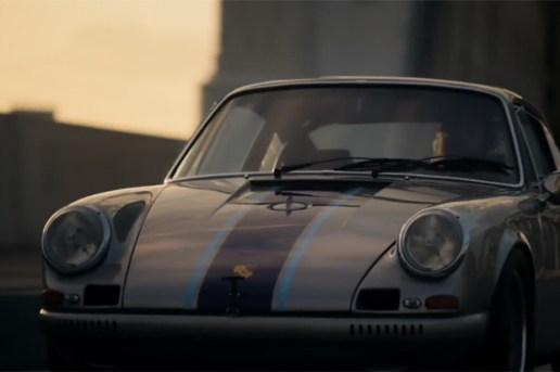 Magnus Walker: Porsche Customizer - Urban Outlaw Trailer