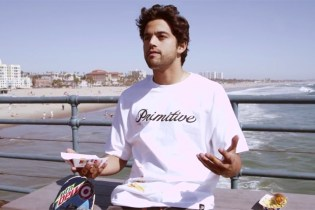 Primitive x Grizzly x Diamond Supply Co. Commercial