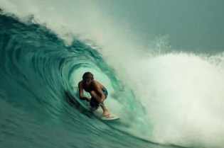 "Quiksilver ""Moments 2"" Surf Film"