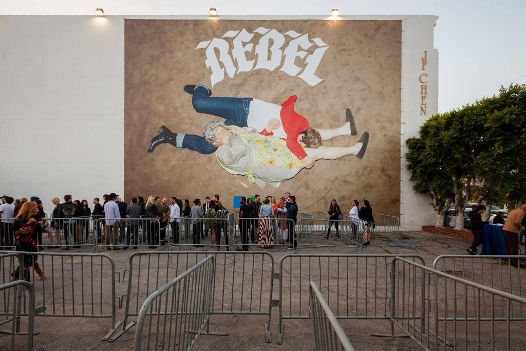 Rebel Exhibition @ MOCA Recap