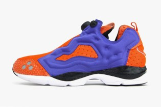 Reebok 2012 Summer Insta Pump Fury HLS Limited Edition Orange/Purple
