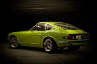 Retrospect: 1972 Datsun 240Z