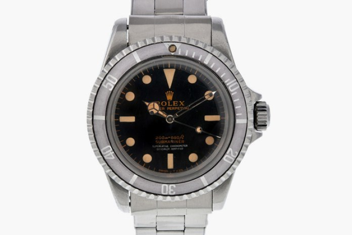 Retrospect: Bob Barth's SEALAB Rolex 5512 Submariner