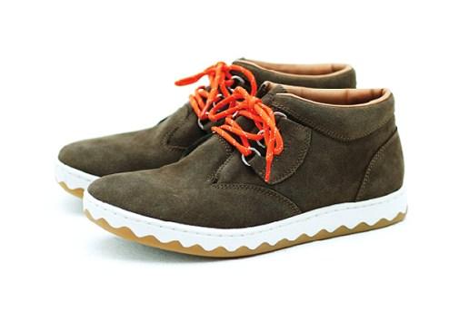 Rhythm Footwear RFW 2012 Spring/Summer Kona Suede