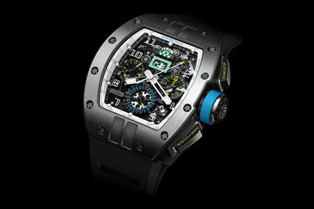 Richard Mille RM 011 LMC Automatic Chronograph Watch