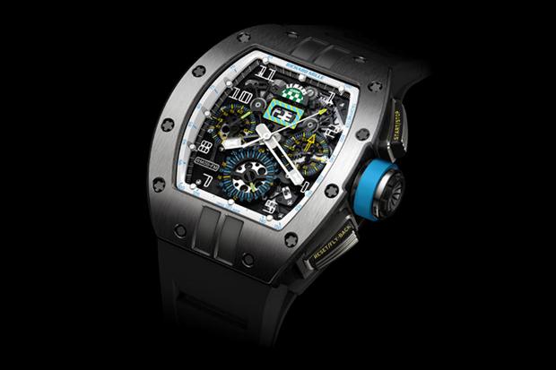 Richard Mille RM 011 LMC Automatic Chronograph Watch