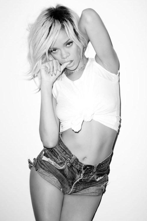 Rihanna Shot by Terry Richardson
