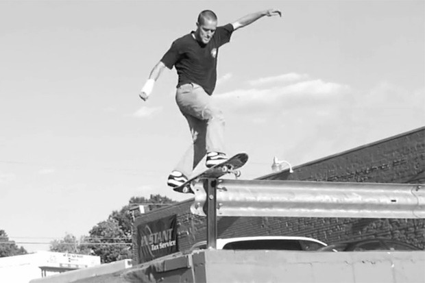 "Rob Harris & William Strobeck Drop Skate Short ""Scooters"""