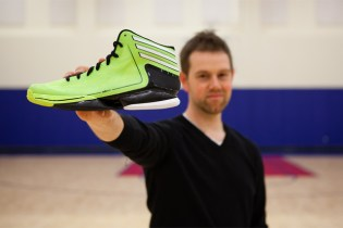 Robbie Fuller Talks adidas Crazy Light 2