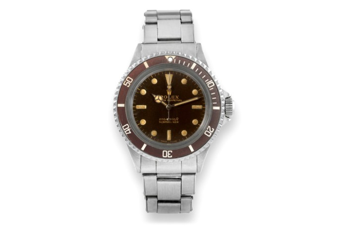 Retrospect: Rolex Submariner 5513 Tropical Dial No-Date