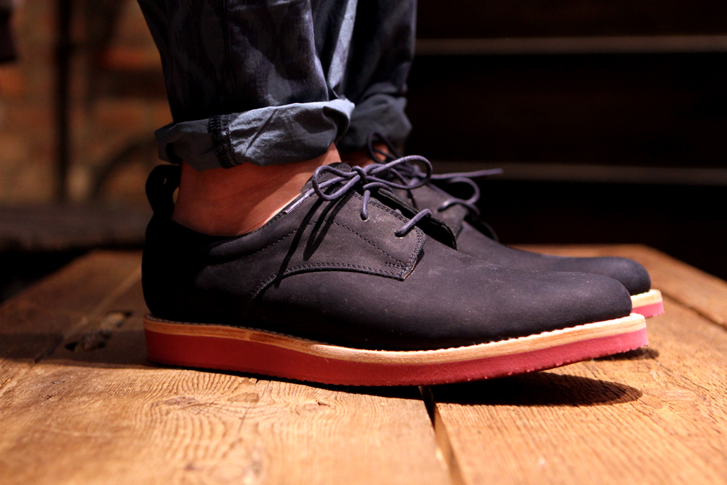 Ronnie Fieg x Caminando 2012 Spring/Summer Collection