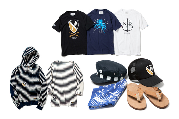 rough amp rugged x neighborhood 2012 capsule collection