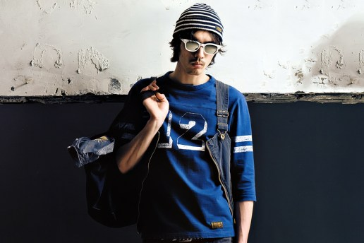 "RUDO: NEIGHBORHOOD 2012 Spring/Summer ""LESS THAN ZERO"" Collection Editorial"