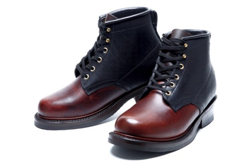 RUGGED FACTORY 2012 Spring/Summer Boots