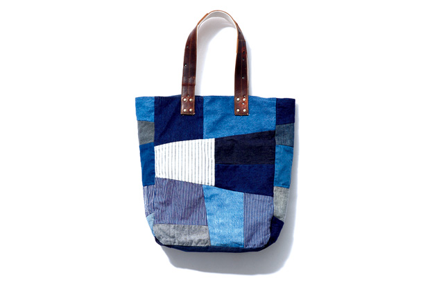 RUGGED FACTORY 2012 Spring/Summer Tote Bag