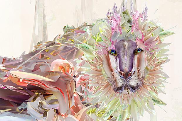 Saad Moosajee's Nature In Technicolor