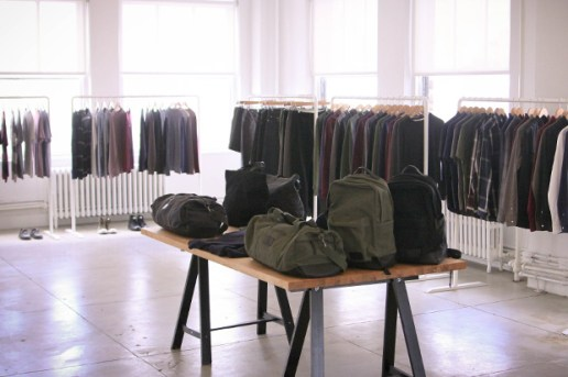 Saturdays Surf NYC 2012 Fall/Winter Collection Preview