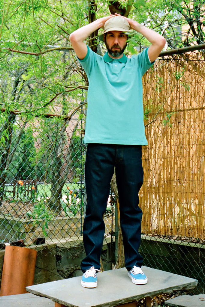 sense supreme 2012 spring summer collection editorial featuring leo fitzpatrick