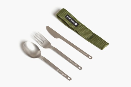 Snow Peak Travel Utensils