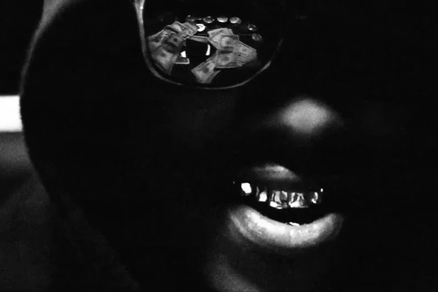 SpaceGhostPurrp - The Black God | Video