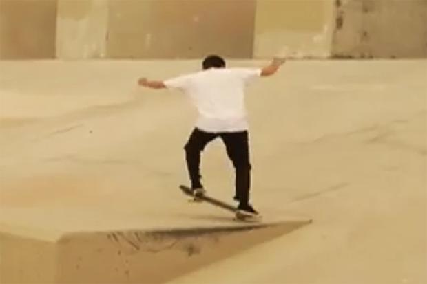 Stacks' Ben Fisher for Thrasher Video