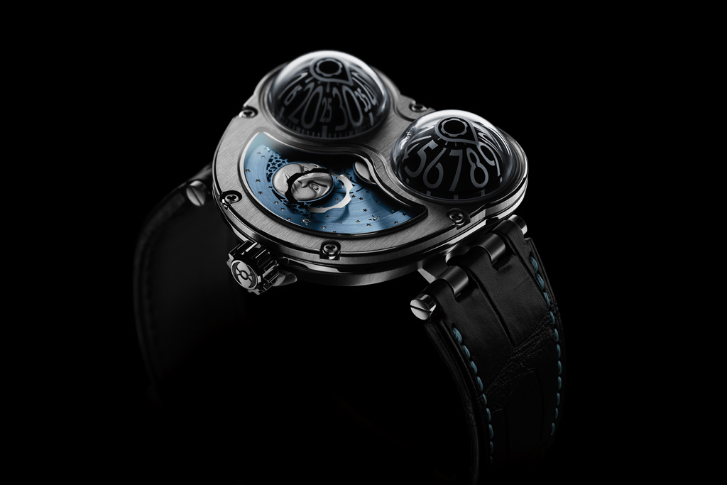 Stepan Sarpaneva for MB&F HM3 Moonmachine
