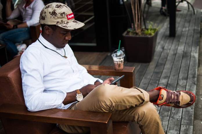 Streetsnaps: b-side Break