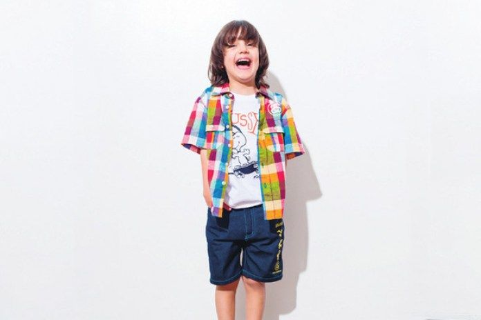 Stussy Kids 2012 Spring/Summer Lookbook