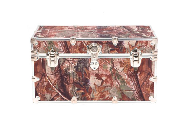 Go Out x Stussy Livin' General Store x Rhino Trunk & Case Realtree Armor Trunk