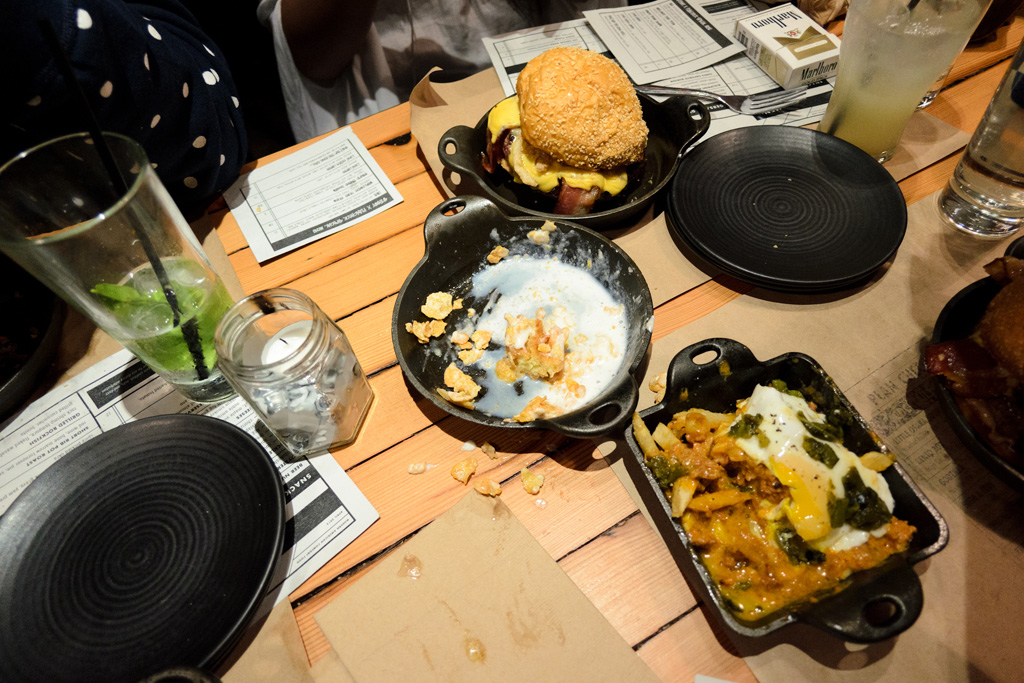 "Stussy x Plan Check ""Burger Culture Clash"" Event Recap"