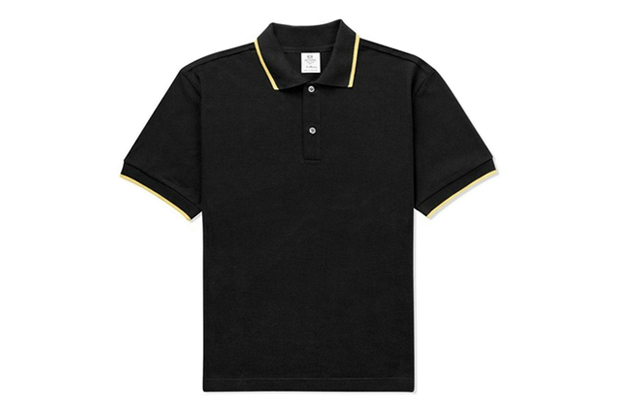 Sunspel x Dr. Martens Polo