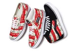 Supreme x Campbell's Soup 2012 Capsule Collection