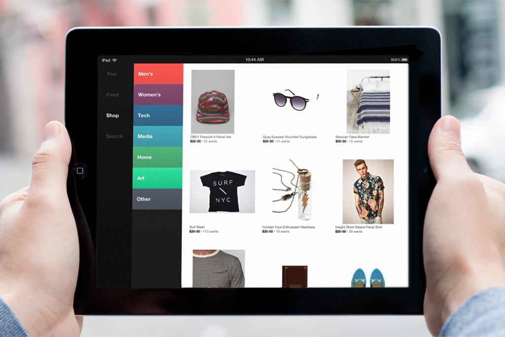 Svpply Releases iPad App