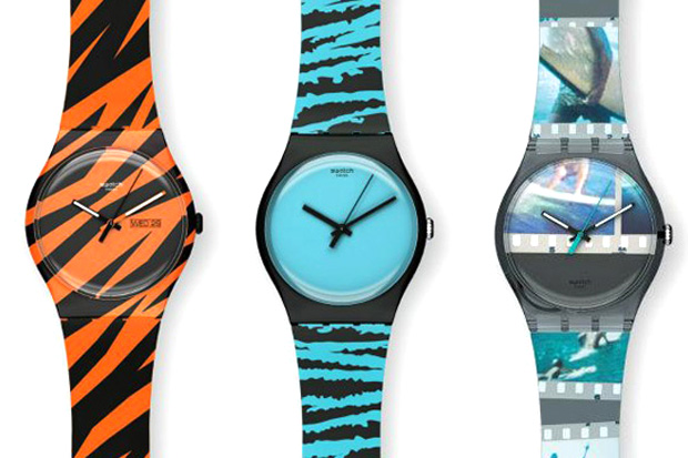 Swatch Sports 2012 Summer Watch Collection