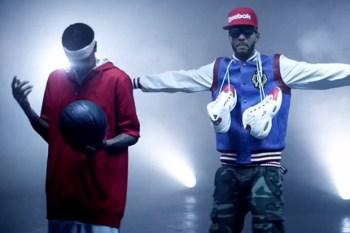 Swizz Beatz featuring A$AP Rocky - Street Knock | Video