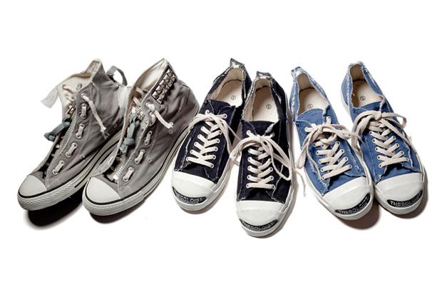 TAKAHIROMIYASHITA TheSoloIst. x UNDERCOVER 2012 Sneaker Collection