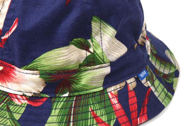 tantum 2012 spring summer liberty bucket hat hawaiian