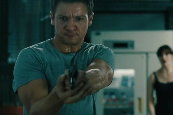 The Bourne Legacy Trailer 2