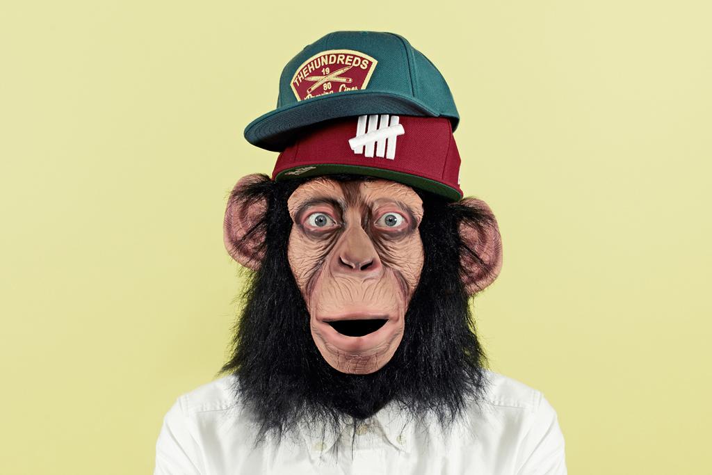 "Chimp 2012 Summer ""The Chimp Who Would be Human"" Cap Lookbook"