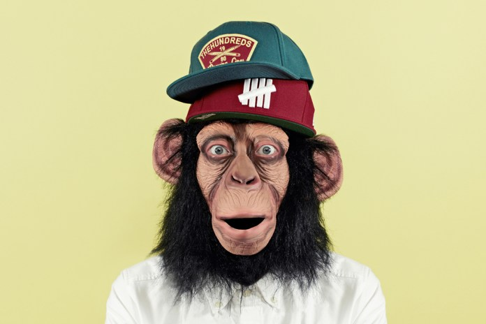 "Chimp 2012 Summer ""The Chimp Who Would be Human"" Cap Lookbook"