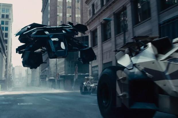 The Dark Knight Rises Film Trailer 3