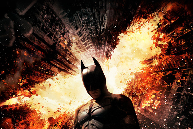 The Dark Knight Rises TV Spot Series